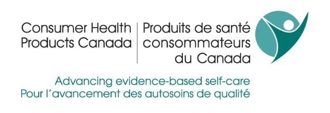 logo de Produits de consommateurs du Canada